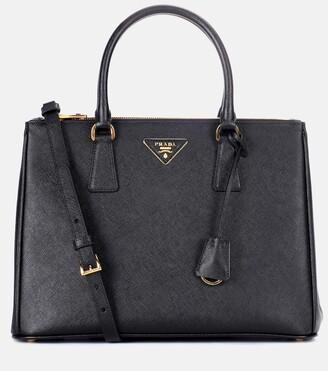 Prada Galleria saffiano leather tote