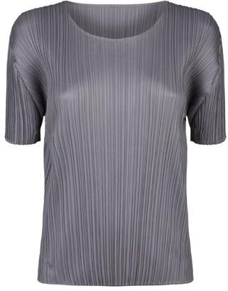 Pleats Please Issey Miyake Plisse T-Shirt