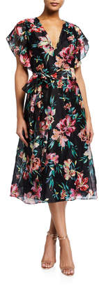 La Maison Talulah Cabana Nights Midi Dress