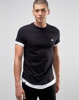 Le Breve Longline T-shirt
