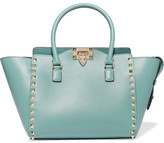 Valentino The Rockstud Leather Tote - one size