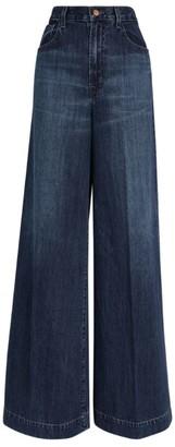 J Brand Thelma Super Wide-Leg Jeans