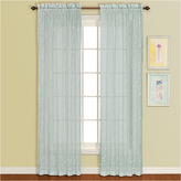 UNITED CURTAIN CO United Curtain Co Savannah Rod-Pocket Curtain Panel