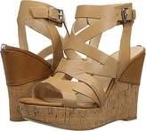 GUESS Women's Hannele Wedge Sandal