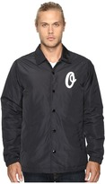 Obey Sanders Coaches Jacket