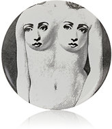 "Fornasetti Faces On Woman's Body"" Plate"