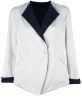 Anne Valerie Hash Avhash By 'Paz' reversible jacket
