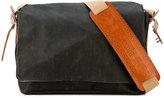 Vans Brooks Barbican shoulder bag - unisex - Cotton/Leather - One Size
