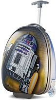 American Tourister Kids Star Wars R2-D2 18-Inch Wheeled Luggage by