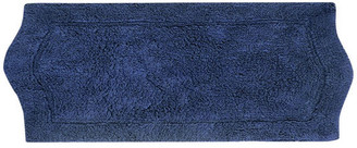 "Home Weavers Inc. Waterford 22""x60"" Rug Navy Blue"