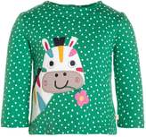 Frugi CONNIE APPLIQUE Long sleeved top green