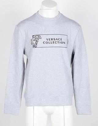 Versace Men's Gray Sweatshirt