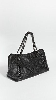 Shopbop Archive Chanel Modern Chain Tote Large Glazed C Bag