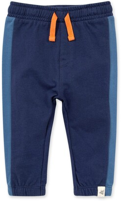 Burt's Bees French Terry Organic Baby Color Block Pant