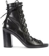 Ann Demeulemeester lace-up sandals