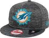 New Era Miami Dolphins Shadow Tech 9FIFTY Snapback Cap