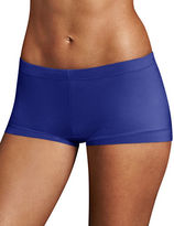 Maidenform High Shine Stretch Boy Short Briefs