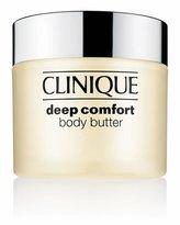 Clinique Deep Comfort Body Butter, 6.7 oz.