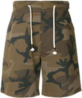 The Silted Company camo shorts