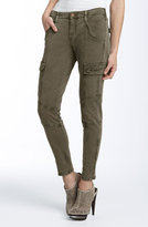 'Houlihan' Skinny Stretch Cotton Cargo Pants