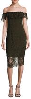 Style Stalker Thalia Lace Sheath Dress