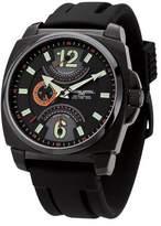 Jorg Gray Men's Quartz Watch JG1040-18 with Silicone Rubber Strap