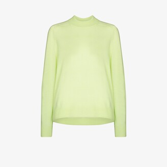 Tibi Easy Cosy Cocoon cashmere sweater
