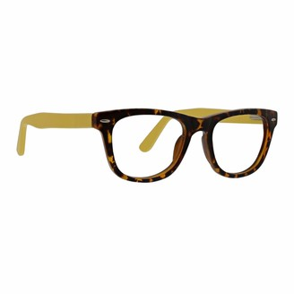 Life is Good Unisex-Adult Kane Square Reading Glasses