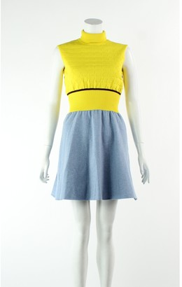 Mary Katrantzou Multicolour Wool Dresses