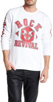 Rock Revival Fleur De Lis Crew Neck Sweater