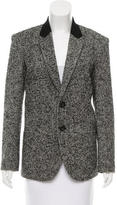Tibi Two-Button Fitted Blazer