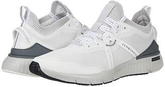Cole Haan ZeroGrand Overtake Runner (Optic White/Micro Chip/Sleet) Men's Shoes