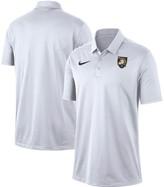Nike Men's White Army Black Knights Franchise Performance Polo