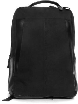 Boconi Collins Canvas Backpack