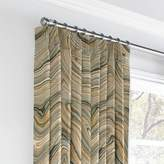 Loom Decor Euro Pleat Drapery Marbleous - Caviar