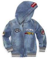 Dolce & Gabbana Toddler's & Little Boy's Hooded Cardigan