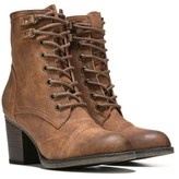 Madden-Girl Women's Westmont Lace Up Boot