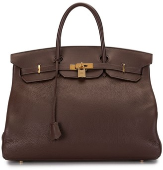Hermes 1998 pre-owned Birkin 40 bag