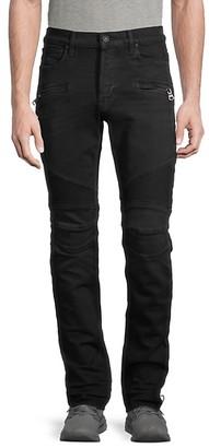 Hudson Skinny Biker Jeans