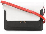 Marni colour block shoulder bag - women - Calf Leather/Leather - One Size