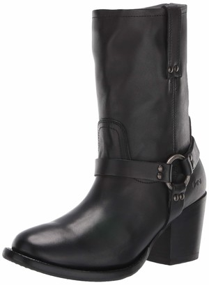 Mark Nason Los Angeles Women's Mid-High Harness Boot Fashion