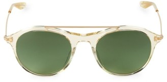 Barton Perreira Vanguard 52MM Aviator Sunglasses