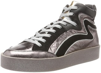 Crime London Women's 25251a17b Hi-Top Trainers
