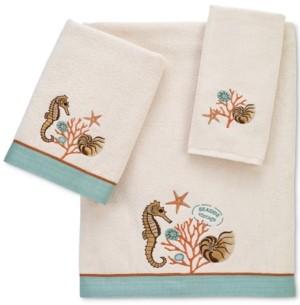 Avanti Seaside Vintage Bath Towel Bedding