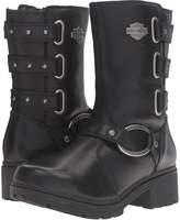Harley-Davidson Bellacruz Women's Zip Boots