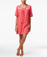 Lucky Brand Embroidered Nightgown