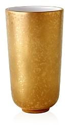 L'OBJET Alchimie Small Gold and Platinum Vase