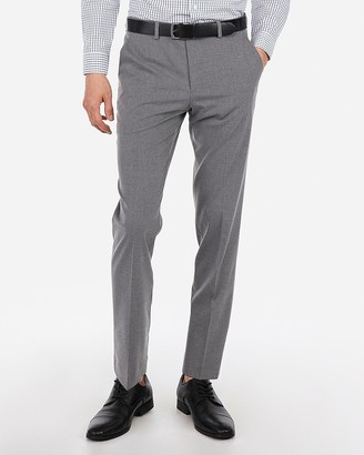 Express Extra Slim Wrinkle-Resistant Stretch Dress Pant