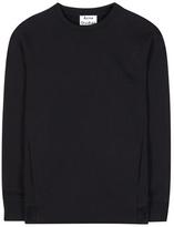 Acne Studios Nikoleta Cotton-blend Sweatshirt