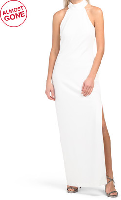 Halter Long Gown